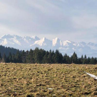 Noclegi w górach Chatta Łapszanka