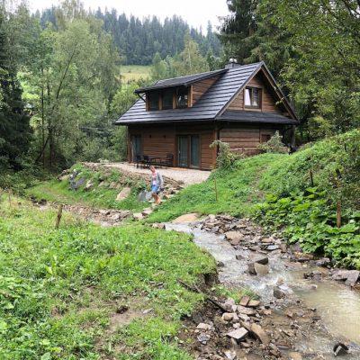 Zakopane Chatta Łapszanka noclegi